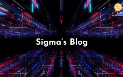 Welcome to Sigma's Blog